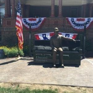 Elwood Haynes Civic Memorial