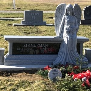 Zimmerman Bench Memorial